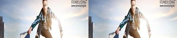 SBS-Konvertierung im STEREOLYZING-Verfahren